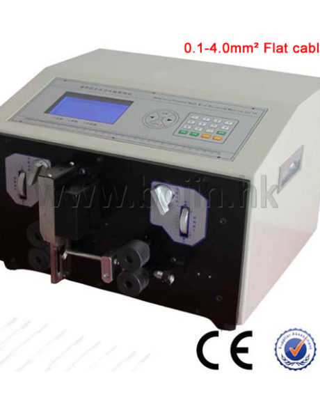BJ-02K Flat Cable Stripping Machine