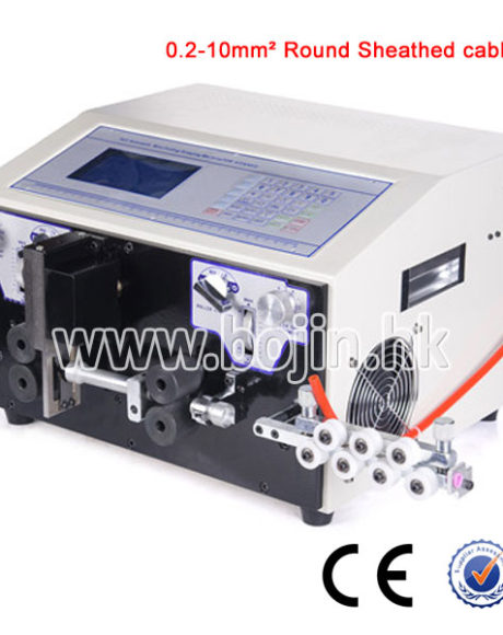 BJ-HT2 Automatic Jacketed Cable Stripping Machine