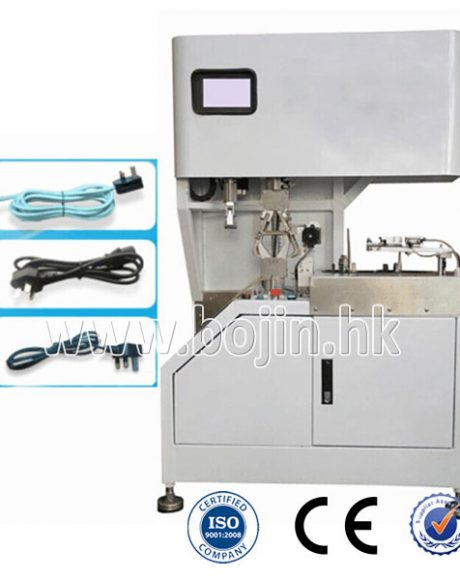 Automatic Cable Winding And Bundling Machine BJ-SQ5